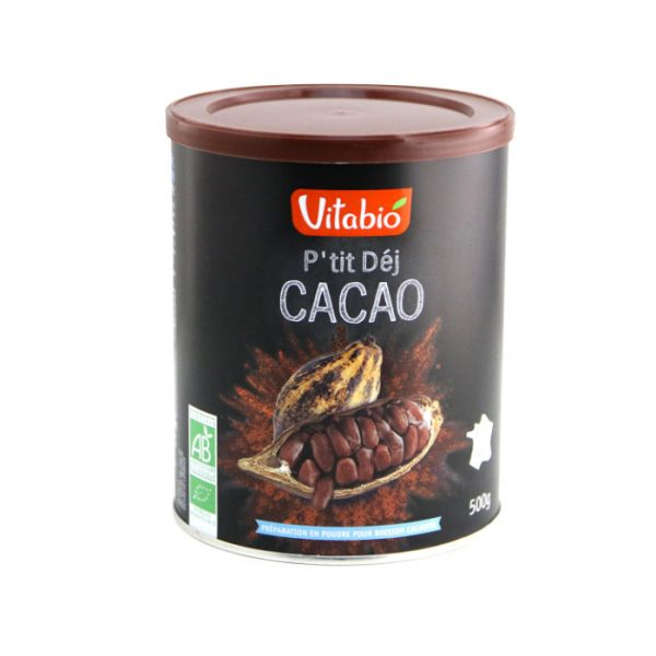Vitabio Cocoa Breakfast Powder, 500g